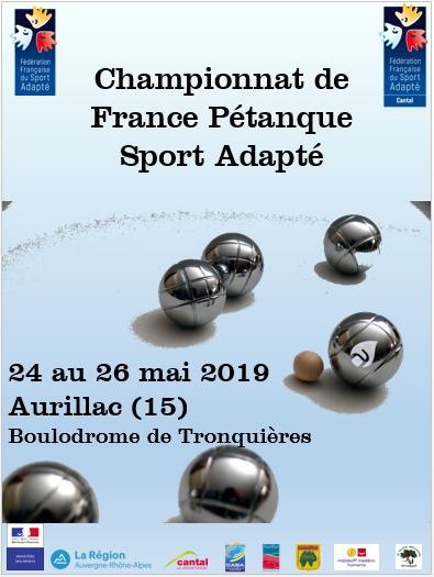 Calendrier Championnat De France Petanque 2019.Calendrier Cdos Cantal